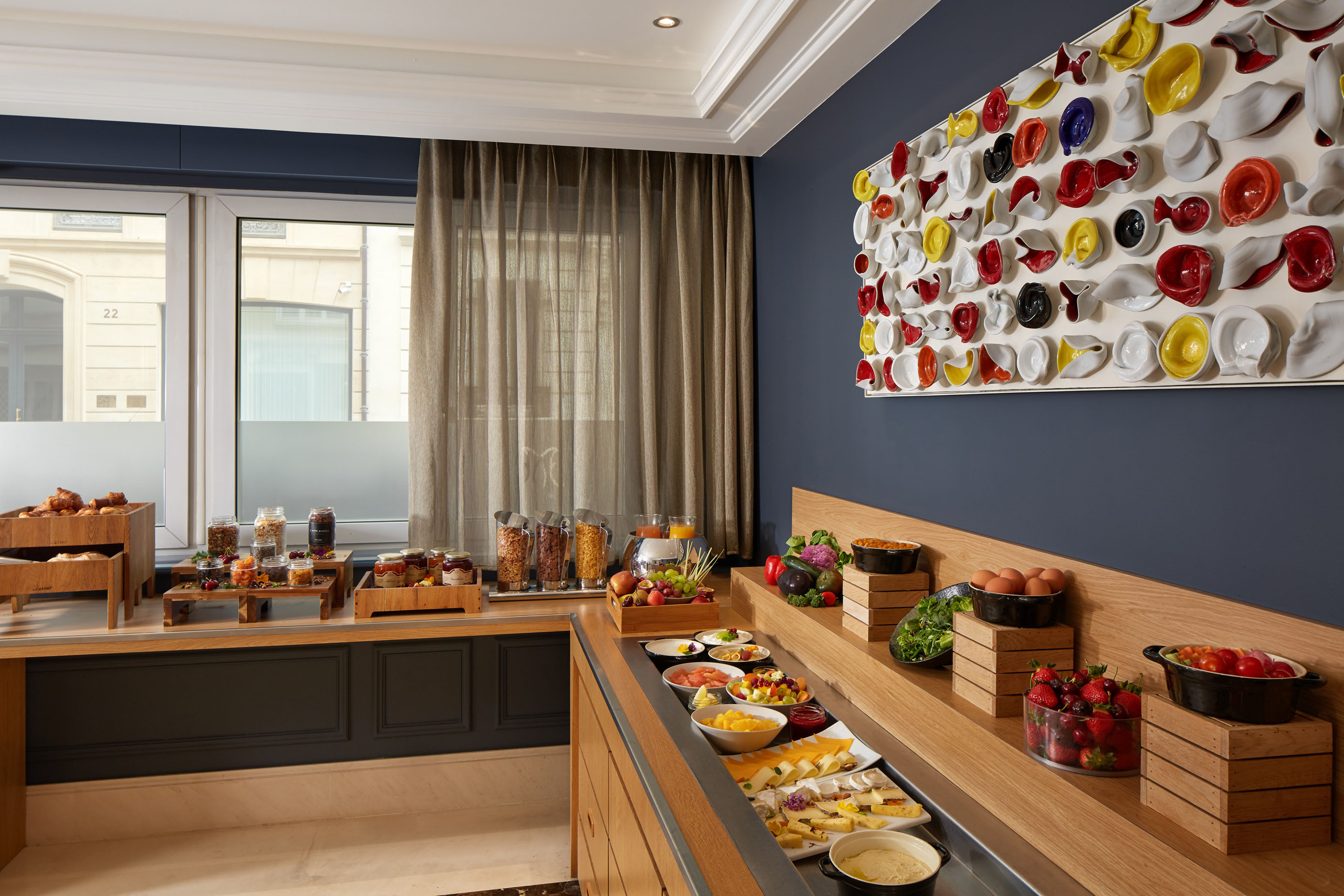 260/Breakfast/Breakfast room 2 - CMajestic Hotel-Spa.jpg